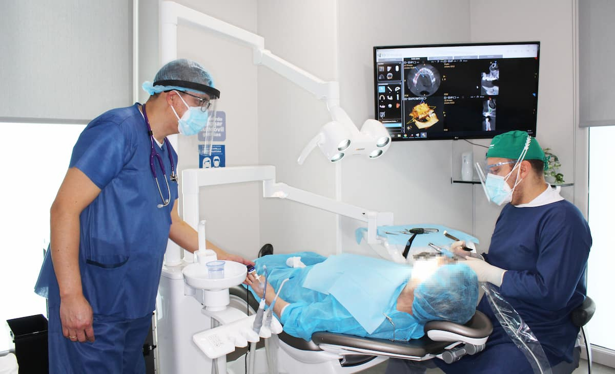 afectividad y trato humano con el paciente Clínica dental ilzarbe