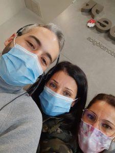 equipo ilzarbe se vacuna frente al covid-19
