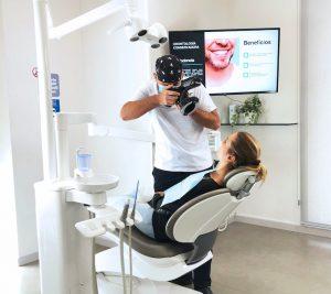 experiencia primera visita clínica dental ilzarbe